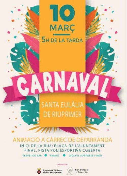 Santa Eulàlia de Riuprimer - Carnaval