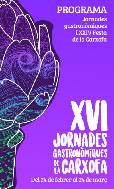 Amposta - Festa de la Carxofa i Jornades Gastronòmiques