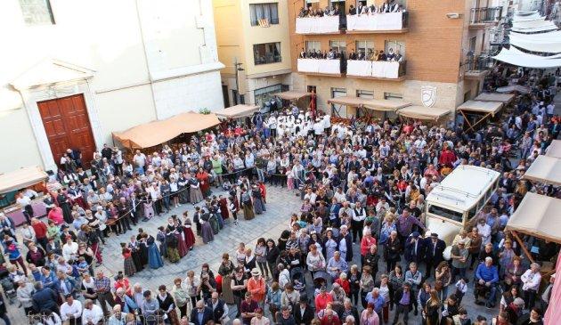 Amposta - Festa del Mercat a la Plaça (Foto: www.festadelmercat.cat)