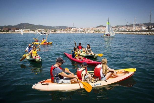 Mataró - Festa al Port (Foto: Ajuntament de Mataró)