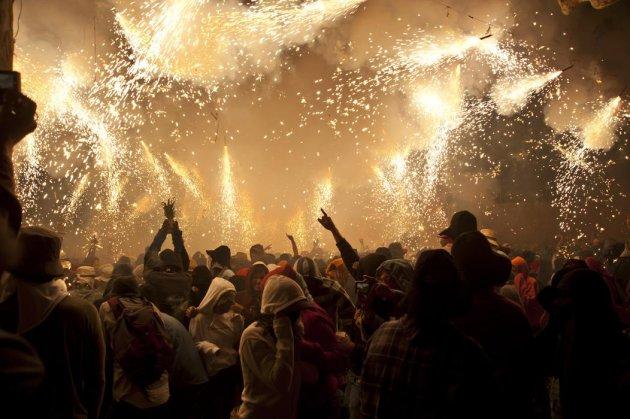 Mataró - Les Santes, Festa Major (Foto: Ajuntament de Mataró)