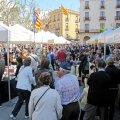 Fira del Llibre de Sant Jordi de Mataró