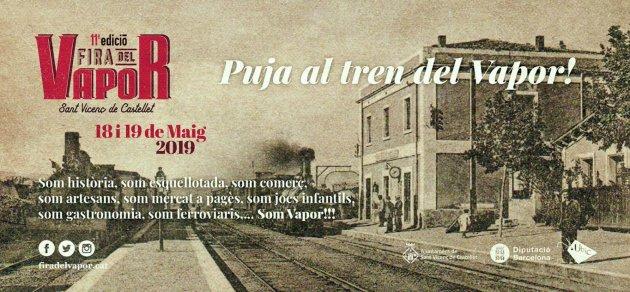 Sant Vicenç de Castellet - Fira del Vapor