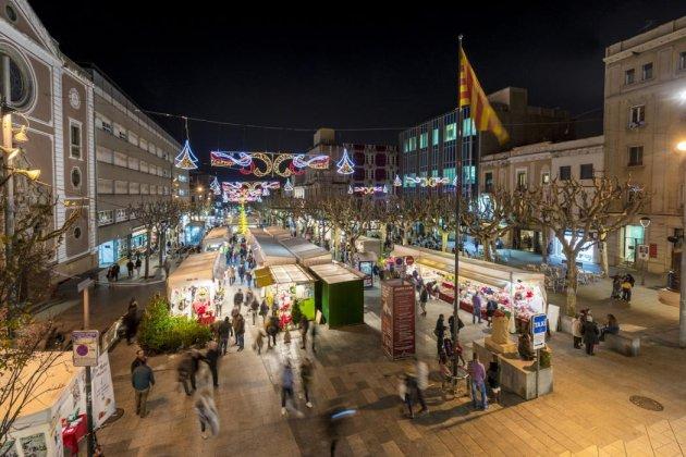 Mataró - Fira de Pessebres i Ornaments de Nadal  (Foto: Ajuntament de Mataró)