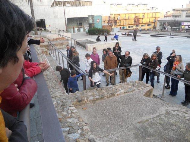 Mataró - Salve Iluro. La ciutat romana (Foto: Ajuntament de Mataró)