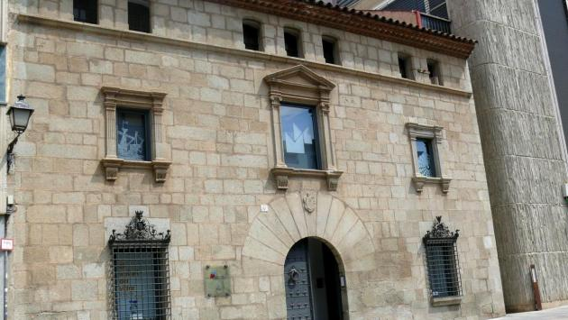 Casa Serra Arnau. Museu de Mataró (Foto: Ajuntament de Mataró)