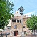 Plaça de la Creu de Molins de Rei i entorn