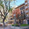 Plaça d'Espanya o de la Bàscula de Molins de Rei