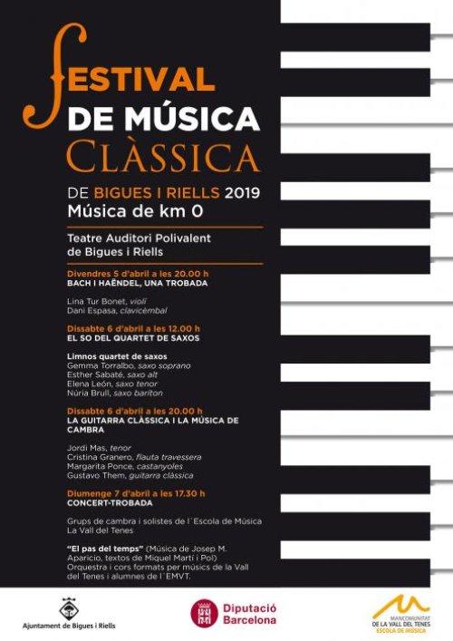 Bigues i Riells - Festival de Música Clàssica