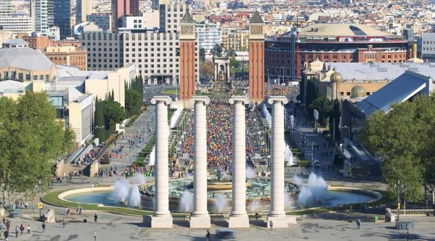 Barcelona - Cursa El Corte Inglés (Foto: www.cursaelcorteingles.cat)