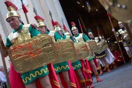 Mataró - Setmana Santa (Foto: Ajuntament de Mataró)