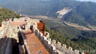 Arbúcies - Castell de Montsoriu (Foto: Anna Roca)