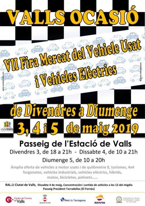 Valls Ocasió, Fira Mercat del Vehicle Usat