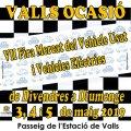 Valls Ocasió, Fira Mercat del Vehicle Usat a Valls