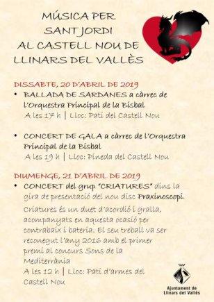 Llinars del Vallès - Sant Jordi