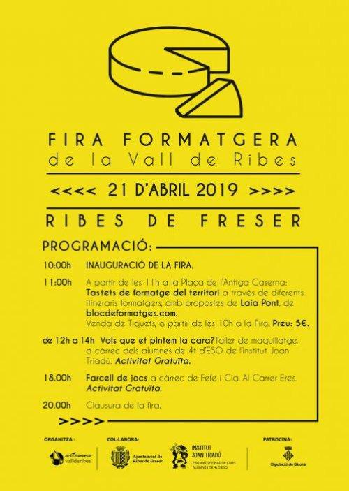 Ribes de Freser - Fira Formatgera de la Vall de Ribes