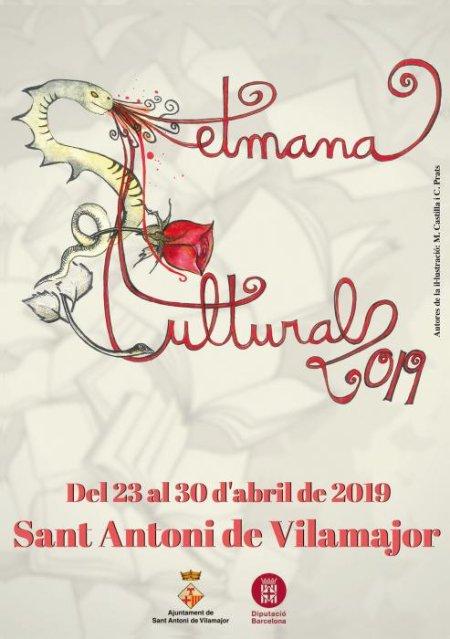 Sant Antoni de Vilamajor - Setmana Cultural