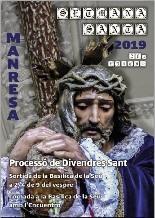 Manresa - Processó de Divendres Sant