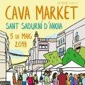 Cavamarket a Sant Sadurní d'Anoia