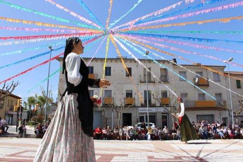 Sant Joan les Fonts - Festa del Roser (Foto: www.santjoanlesfonts.cat)