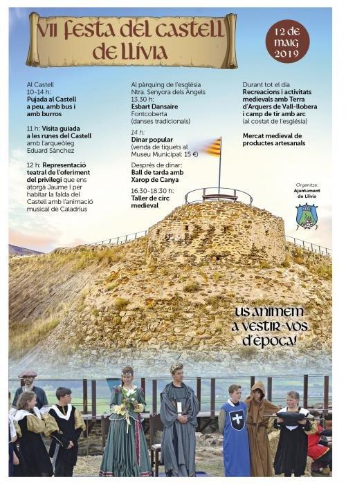 Llívia - Festa del Castell