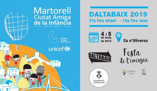 Martorell - Daltabaix, Fira Infant i Fira Jove
