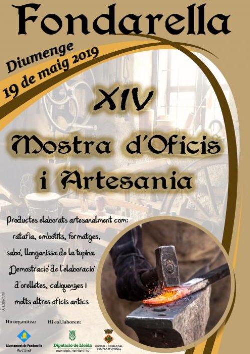 Fondarella - Mostra d'Oficis i Artesania