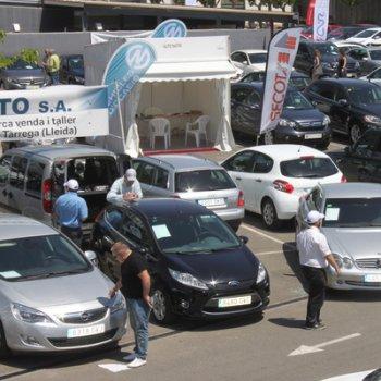 Tàrrega - Mercat del Vehicle d'Ocasió (Foto: www.tarrega.cat)