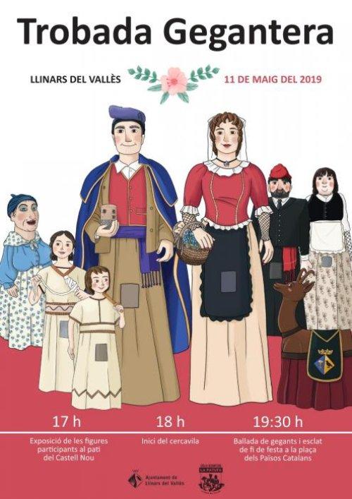 Llinars del Vallès - Trobada Gegantera