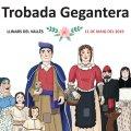 Trobada Gegantera a Llinars del Vallès