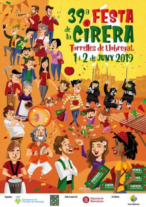Torrelles de Llobregat - Festa de la Cirera