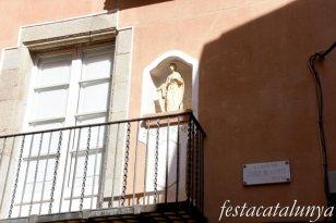 Mataró - Capelletes de carrer