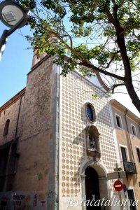 Mataró - Església de l'Hospital de Sant Jaume i Santa Magdalena