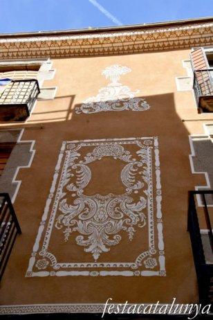 Mataró - Carrer Nou - Casa Bisbe Mas