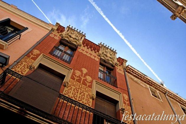 Mataró - Carrer Nou - Casa Parera