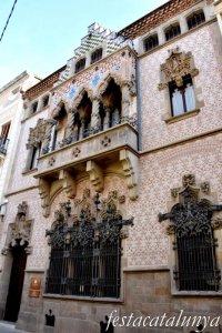 Mataró - Casa Coll i Regàs