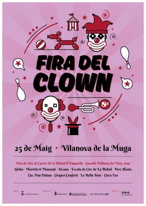 Peralada - Fira del Clown de Vilanova de la Muga