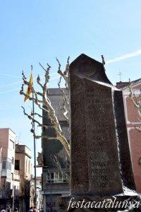 Mataró - Escultures urbanes - Ciutat Pubilla de la Sardana