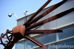 Mataró - Escultures urbanes - El Peix del Maresme