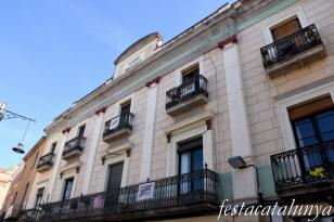 Mataró - Plaça Gran - Casa Vilallonga