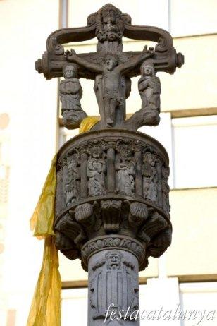 Mataró - Creu de Terme