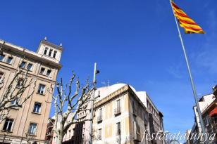 Mataró - Plaça Santa Anna