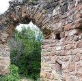 Exedra de Boades a Castellgalí