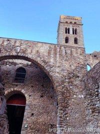 El Port de la Selva - Monestir de Sant Pere de Rodes