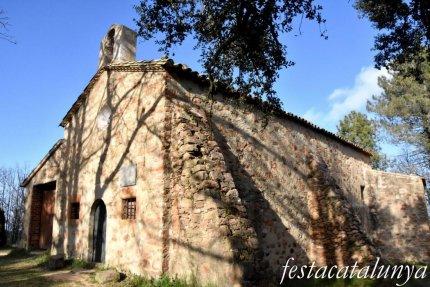 Sant Hilari Sacalm - Ermita de la Mare de Déu del Pedró