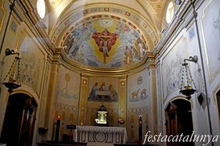Sant Hilari Sacalm - Església parroquial de Sant Hilari