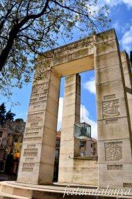 Sant Hilari Sacalm - Monument al General Moragues