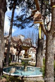 Sant Hilari Sacalm - Plaça del Dr. Gravalosa i entorn