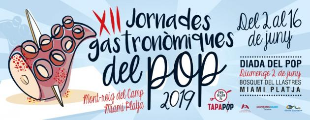 Mont-roig del Camp - Jornades Gastronòmiques del Pop