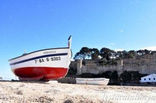Tossa de Mar - Vistes de la Vila Vella